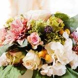 Miss Marryme Dienstleistungen Trauung Brautstrauß